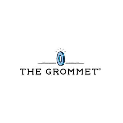 the grommet logo