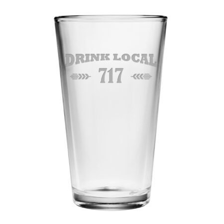 Drink Local - Area Code Pint