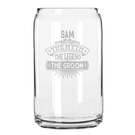 Personalized The Myth The Legend The Groom