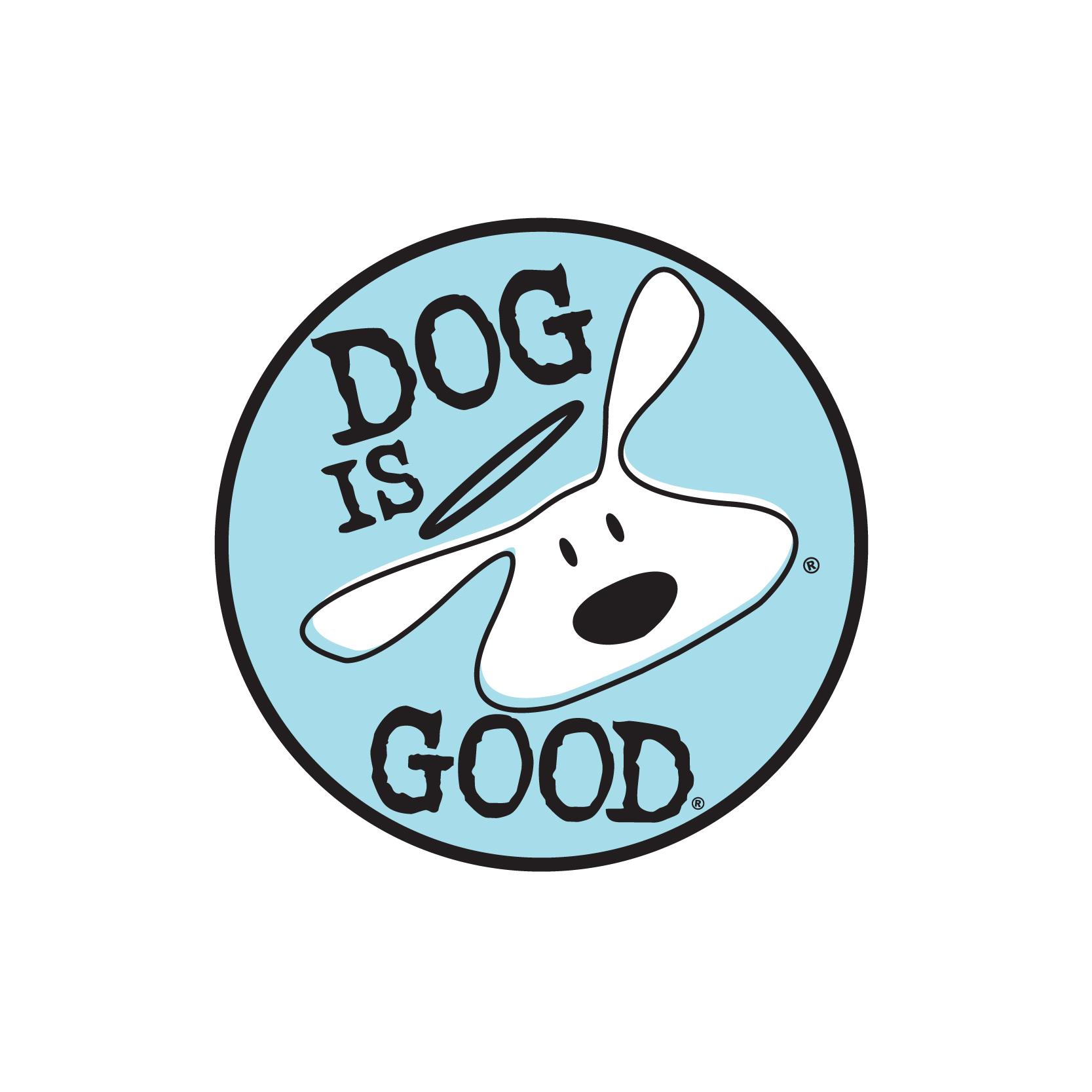 Dog is Good Logo