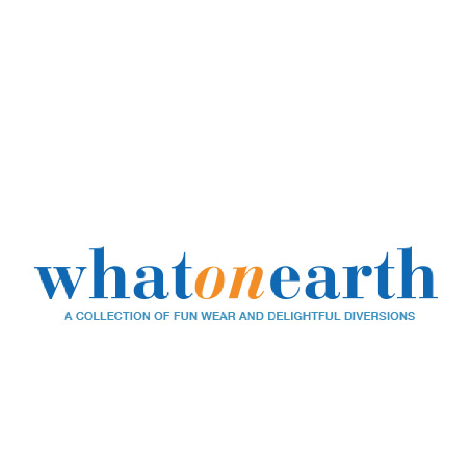 What On Earth Logo