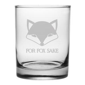 For Fox Sake - DOR Glass