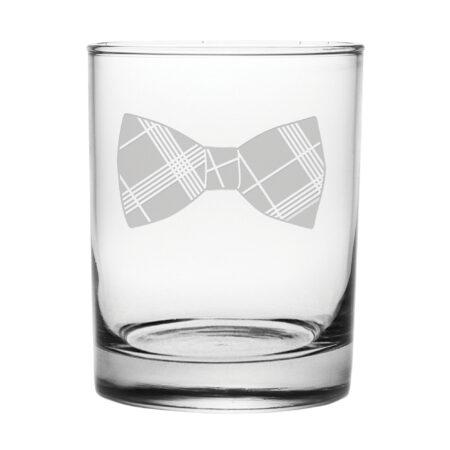 bow tie DOR glass