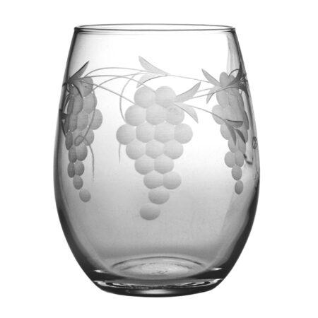 sonoma stemless wine glass